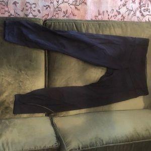 LULU LEMON Mesh leggings